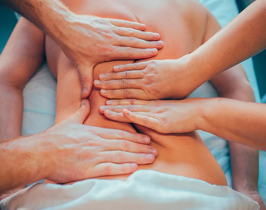 Four Seasons massage