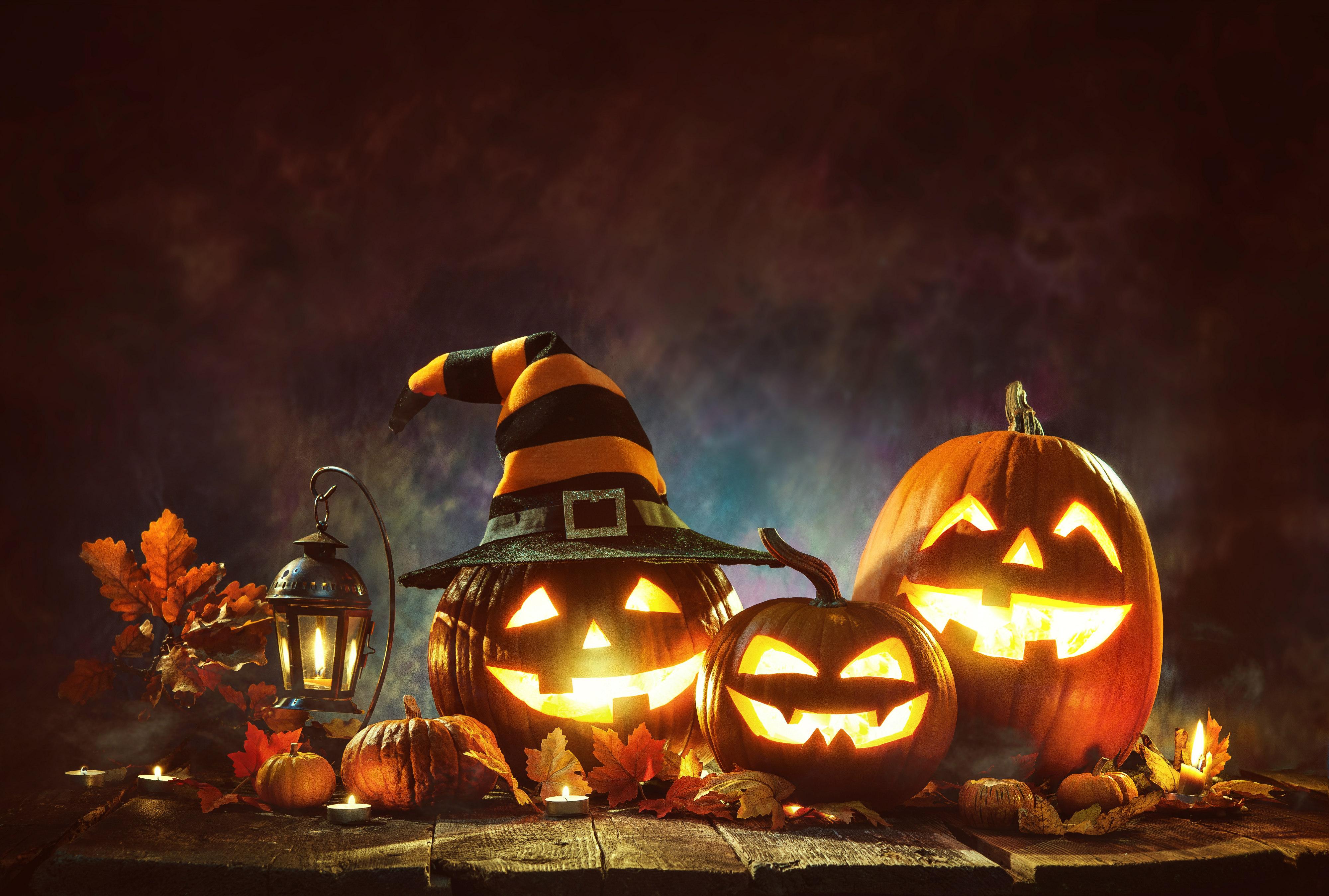 Halloween Louxo